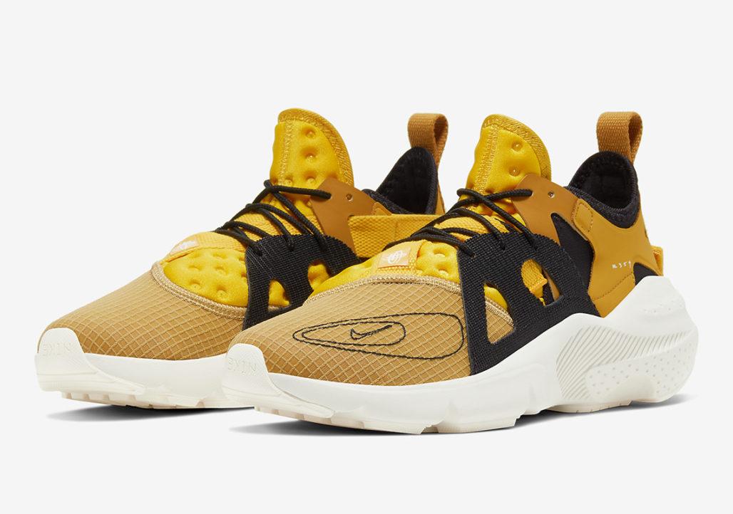 Новая расцветка Nike Huarache Type
