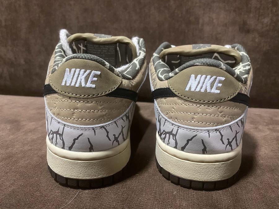 Travis Scott x Nike SB Dunk Low - Фото